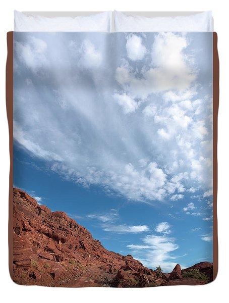 Shafer Canyon Duvet Cover
