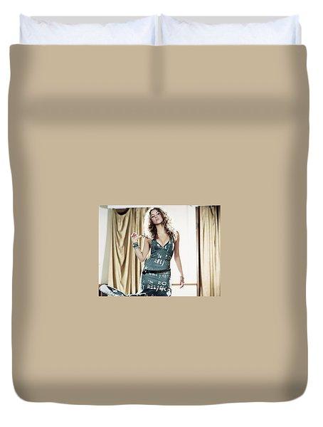 Shakira 17 Duvet Cover