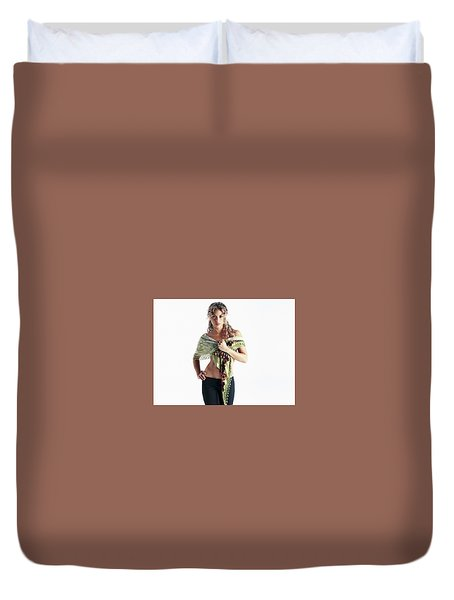 Shakira 32 Duvet Cover