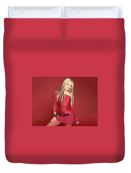 Shakira 51 Duvet Cover
