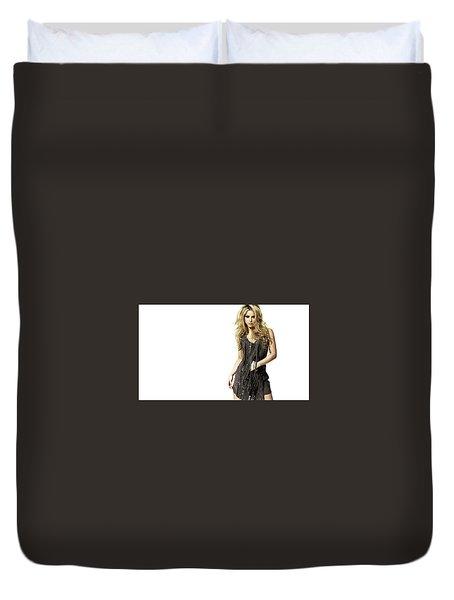 Shakira Duvet Cover