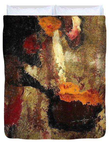 Shaman Alchemist Duvet Cover