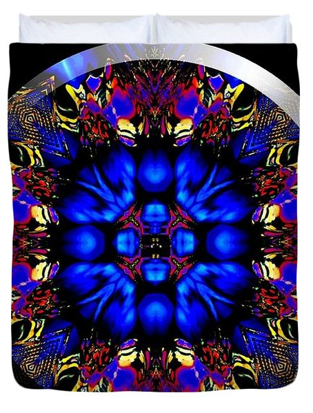 Shanna Duvet Cover by Robert Orinski