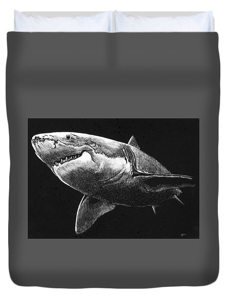 Shark Duvet Cover