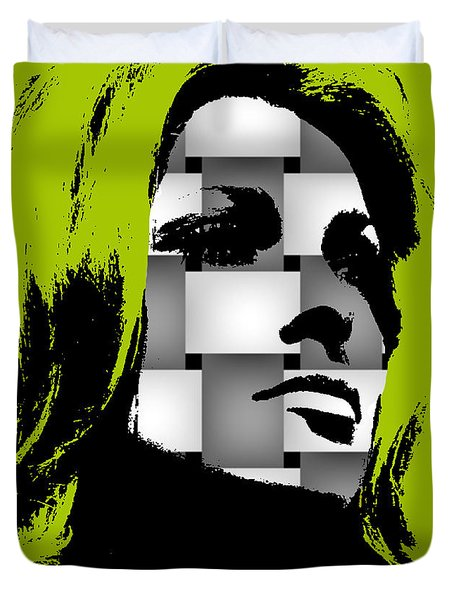 Sharon Tate Duvet Cover