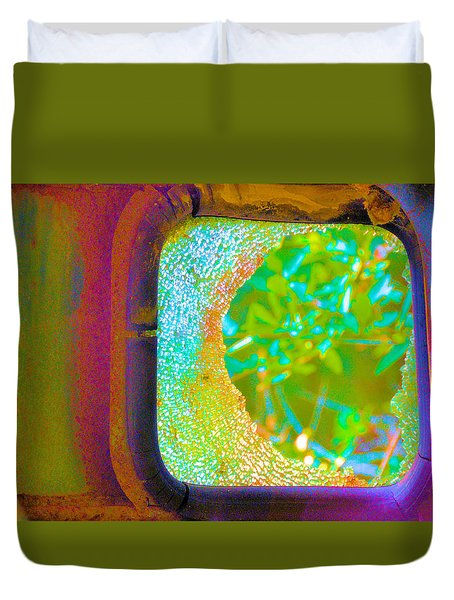 Shattered Dreams Duvet Cover by Jan Amiss Photography