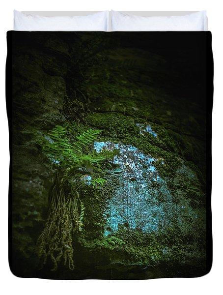 Shawnee Stone Duvet Cover