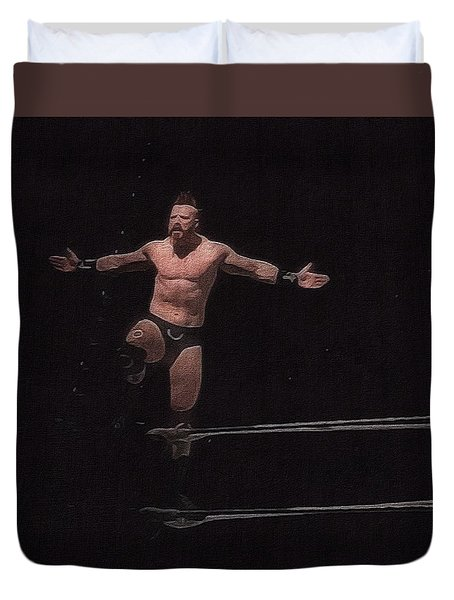 Sheamus Duvet Cover