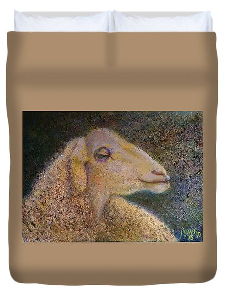 Sheep As Duvet Cover