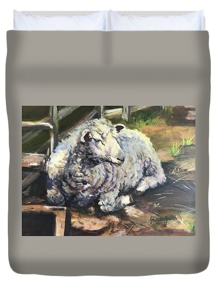 Sheep Duvet Cover