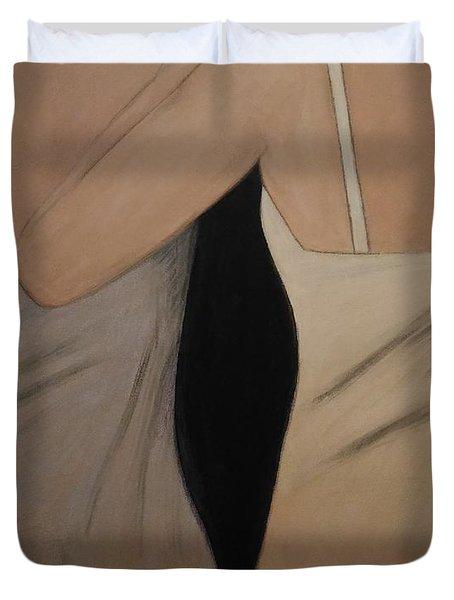 Sheer Duvet Cover