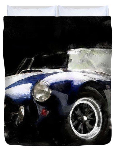 Shelby Cobra - 07 Duvet Cover