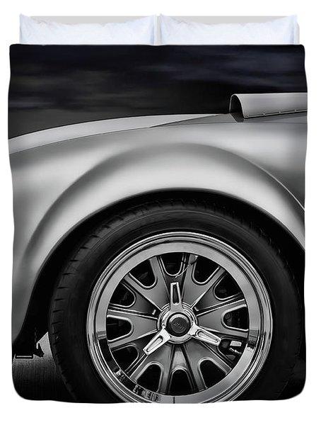 Shelby Cobra Gt Duvet Cover