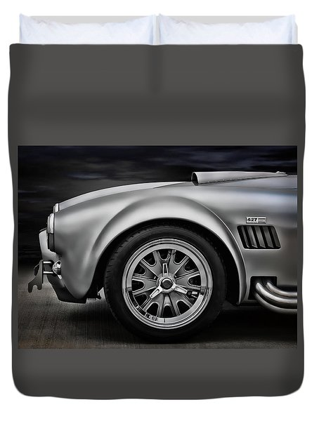Shelby Cobra Gt Duvet Cover