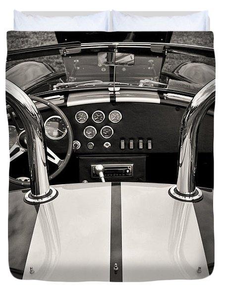 Shelby Cobra Duvet Cover