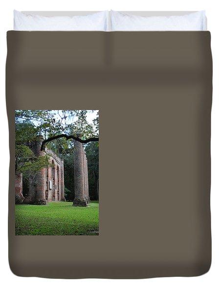 Sheldon Church 5 Duvet Cover by Gordon Mooneyhan