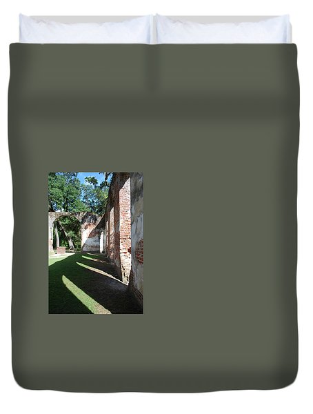 Sheldon Church 8 Duvet Cover by Gordon Mooneyhan