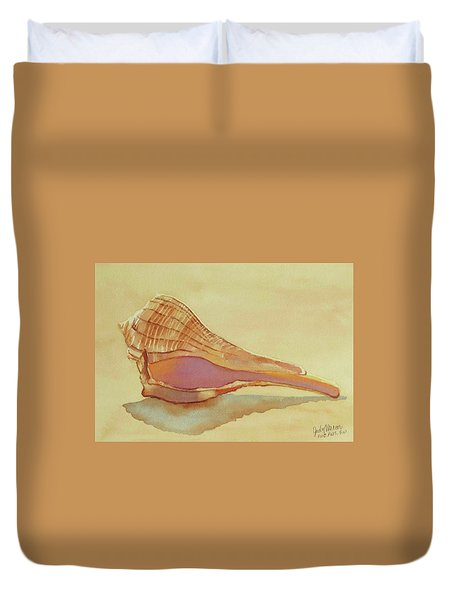 Shell 5 Duvet Cover