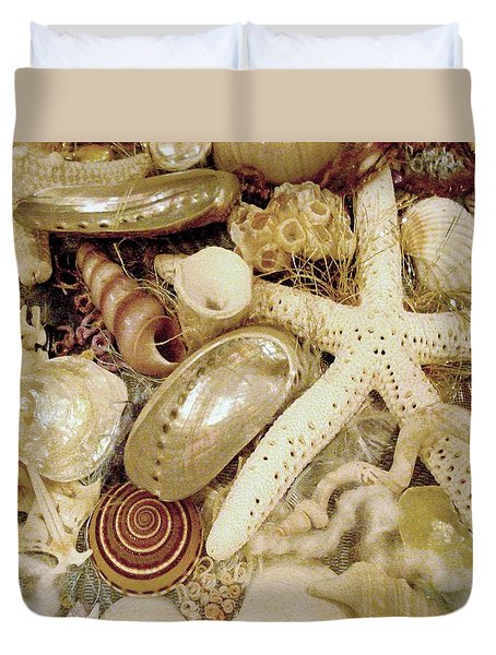 Shell Collection Duvet Cover