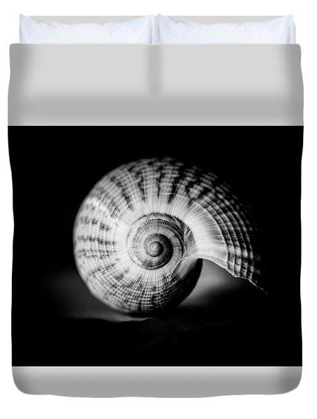 Shell Study No. 001 Duvet Cover