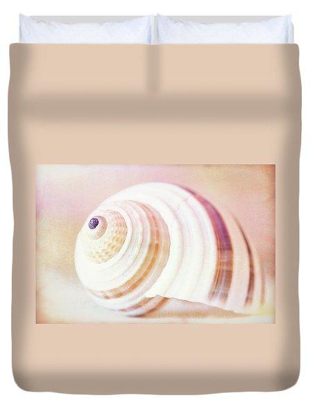 Shell Study No. 02 Duvet Cover