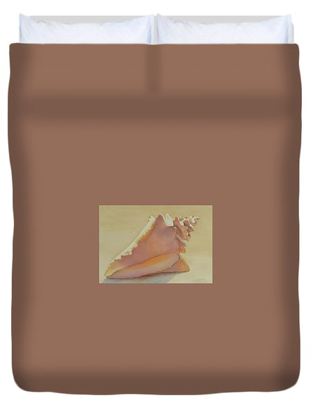 Shells 3 Duvet Cover