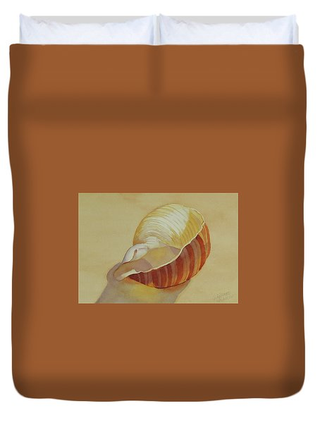 Shells 4 Duvet Cover