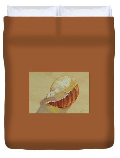 Shells 4 Duvet Cover