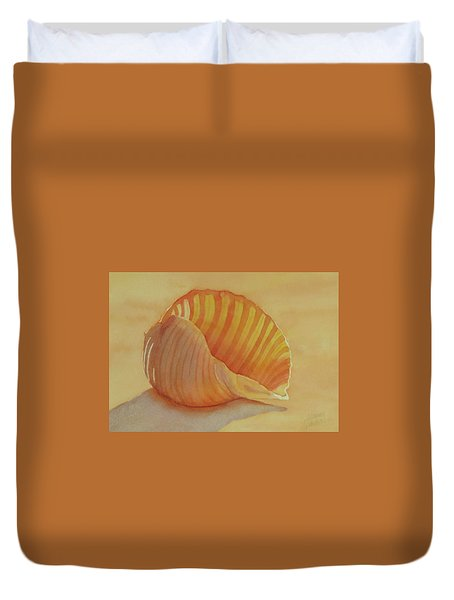 Shells 6 Duvet Cover