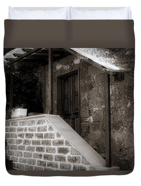 Shelter Duvet Cover