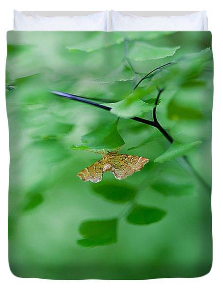 Sheltered Duvet Cover