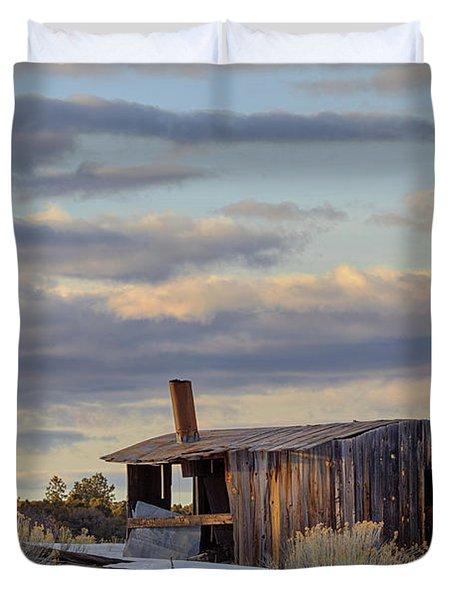 Shepherd's Shack Duvet Cover