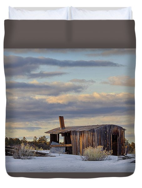 Shepherd's Shack Duvet Cover