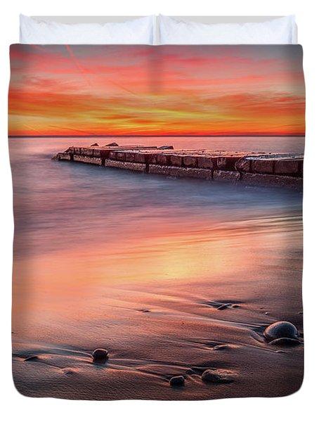 Sheridan Sunrise Duvet Cover