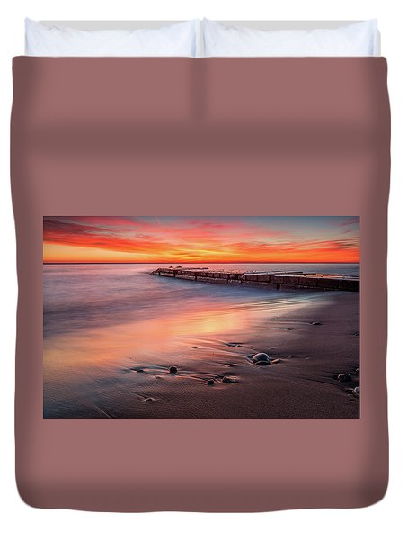 Sheridan Sunrise Duvet Cover