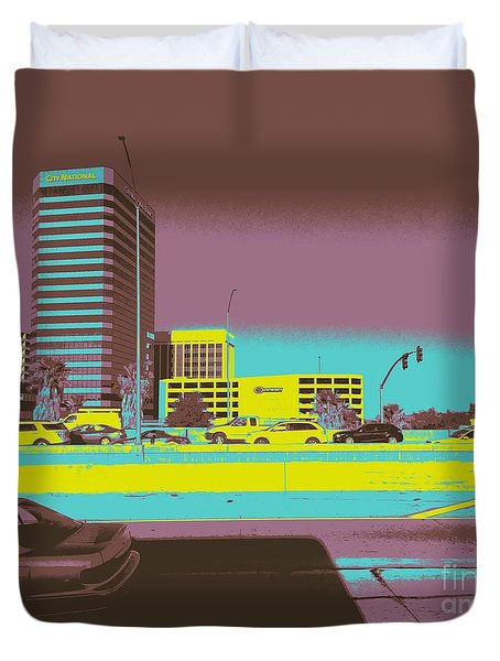 Sherman Oaks Duvet Cover