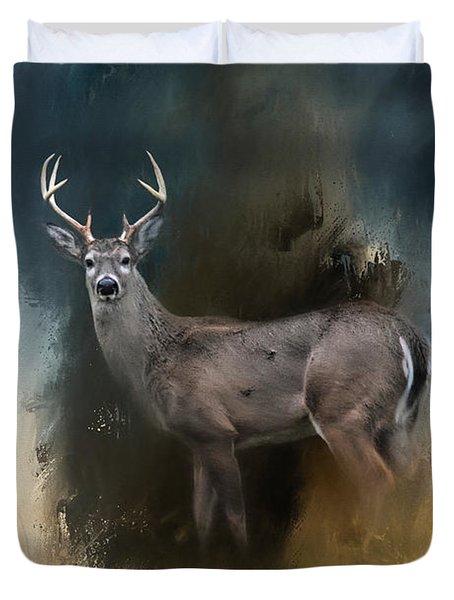 Shiloh Buck Duvet Cover