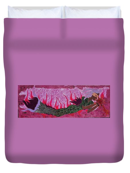 Shimmering Duvet Cover