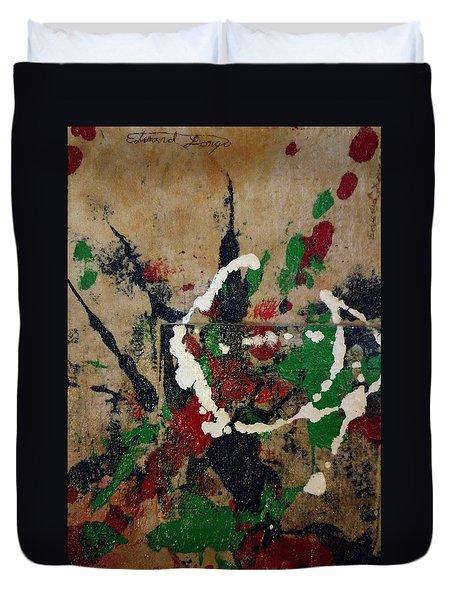 Shirt Pocket Duvet Cover
