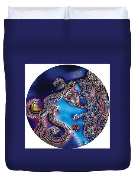 Shiva  Duvet Cover