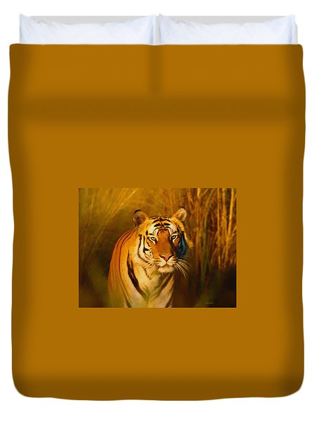 Shiva - Painting Duvet Cover