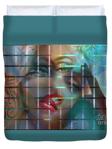 Shizo 1 Duvet Cover