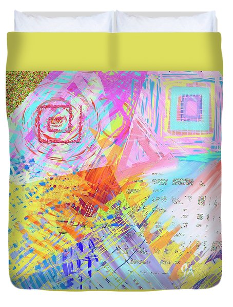 Shockwave Duvet Cover