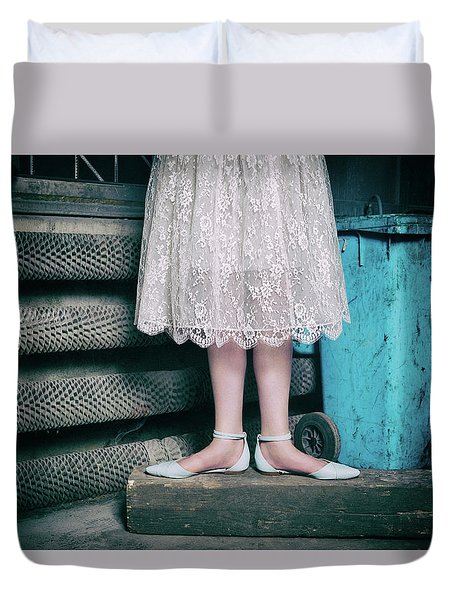 Shoes #6429 Duvet Cover