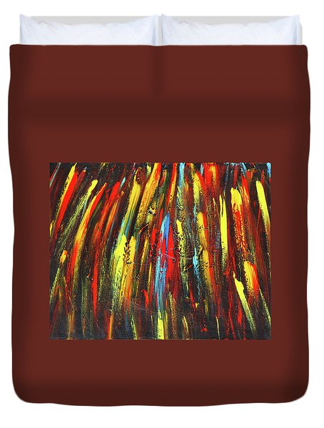 Shooting Stars Duvet Cover