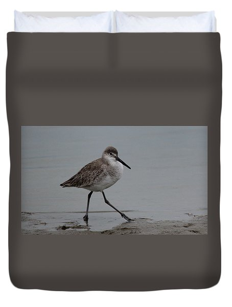 Shore Bird Duvet Cover