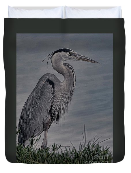 Shore Patrol II Duvet Cover