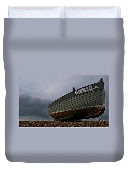 Shoreham Boat Duvet Cover