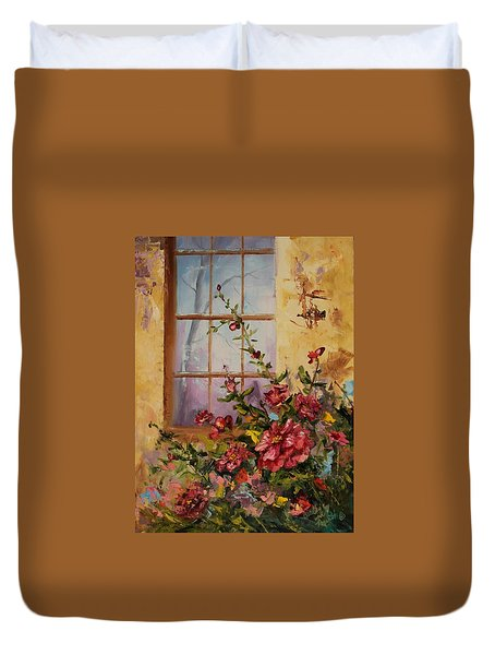Show Of Color Duvet Cover