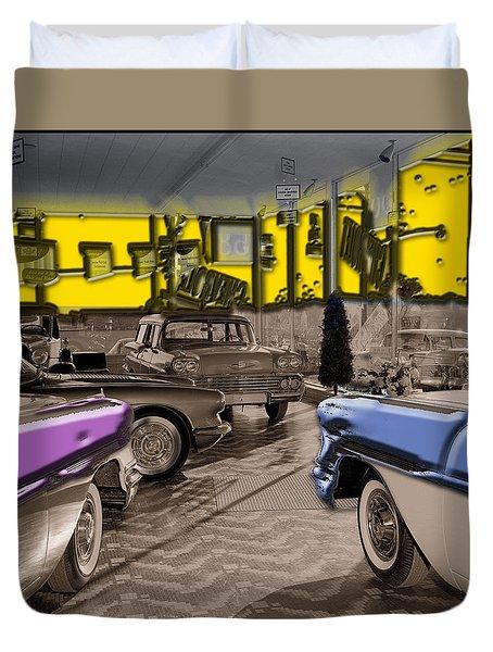 Showroom Chebys Duvet Cover